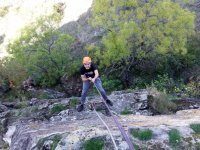 Climbing in Madrid