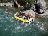 Rafting in Cabriel