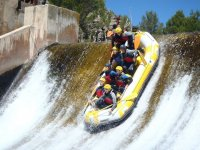 Rafting in Canon del Cabriel