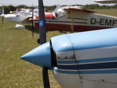 1-Hour Light Aircraft in Herrera de Pisuerga