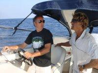 Navegar en la Costa Brava