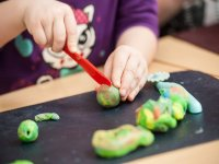 Handcrafts for the young ones