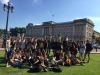 Our students in London