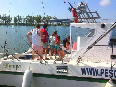 Pesca Ebro Paseos en Barco