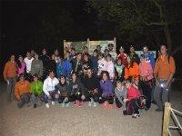 Grupo de Tirolinas Nocturnas