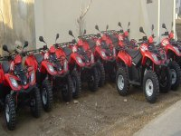 Quads disponibles
