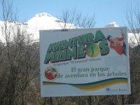 Cartel Aventura Pirineos