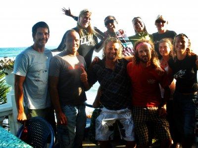 密集风筝冲浪课程3天12小时塔里法