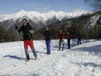 Nordic ski lessons