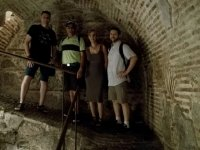 Visitando espacios ocultos de Toledo