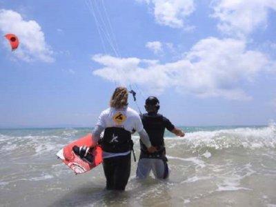 当然5天高级风筝冲浪15小时,塔里法