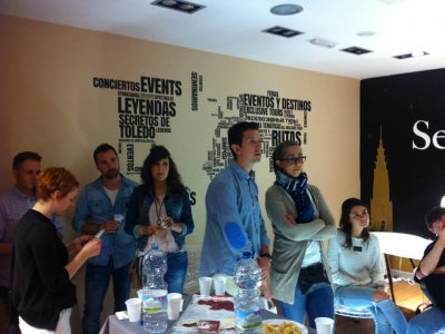 Secretos de Toledo Team Building