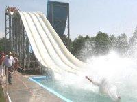 Aterrizando en el agua