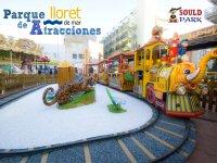 Parco divertimenti Lloret de Mar