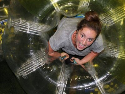 Bubble Aventuras Zorbing