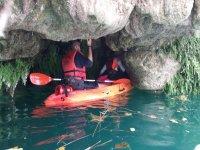 actividades aquaticas en lagunas de ruidera