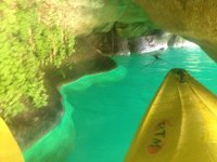 imagenes kayaks lagunas de ruidera