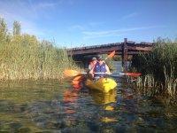 lagunas de ruidera imagenes kayaks