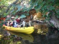 lagunas de ruidera rincones en kayaks