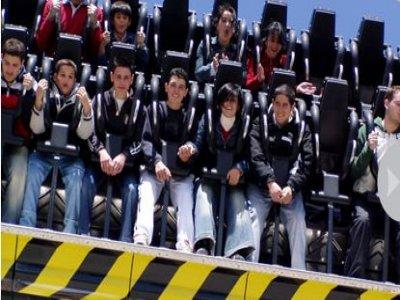 Parque Warner Madrid Parques de Atracciones