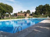 piscina del parque
