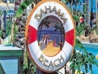巴哈马海滩