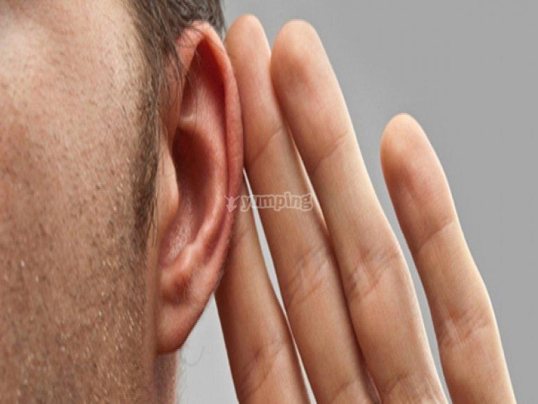 Guiarte por el sonido