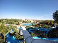 Atracciones parque acuatico Villafranca