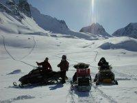 Snowmobile trips