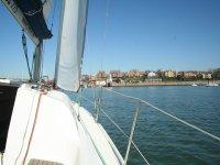 Navegando por el Cantábrico