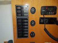 Radio de la embarcacion
