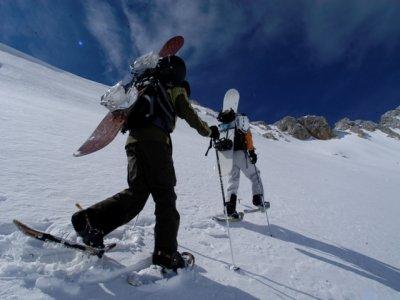 Viaje Esquí Raquetas de Nieve