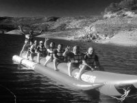 Prueba nuestra banana boat