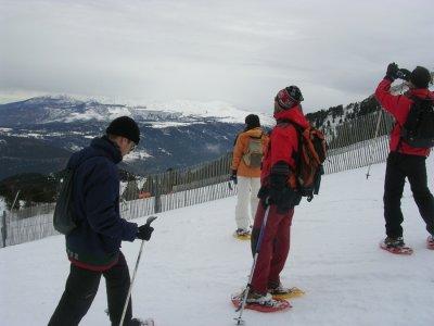 Indomit Raquetas de Nieve