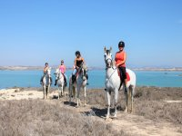 A caballo por la costa alicantina