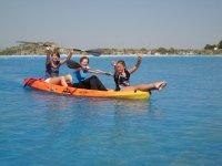 3-seater kayak