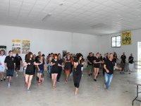Sesion de baile