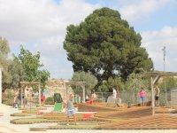 Campo de minigolf