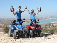 Excursión en quad