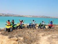 Ruta en quad por la costa de Alicante