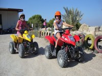 Quads infantiles en Orihuela