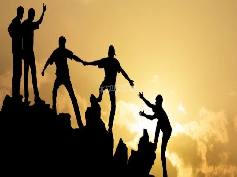 Team Building de aventura