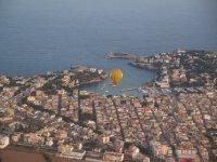 Hot air balloon routes in Mallorca