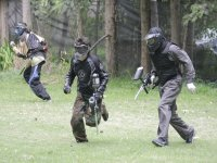 Despedidas de soltero con paintball