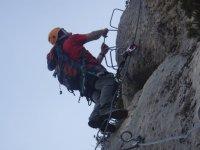Salendo la scala