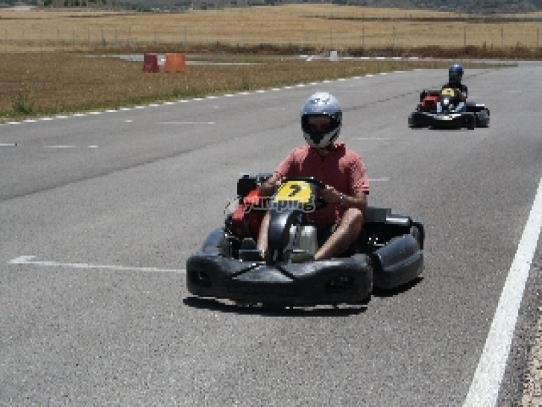 competizione kart