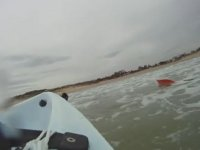 Allontanandosi dalla riva