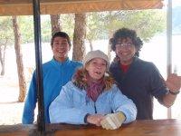 Alcuni dei nostri escursionisti