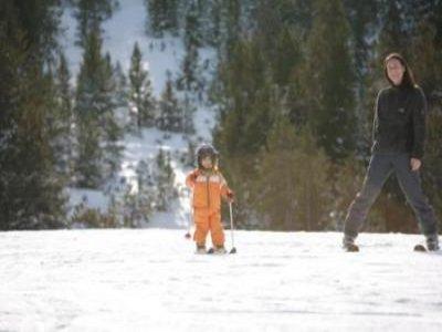 Escola Esqui Cims del Pallars Esquí