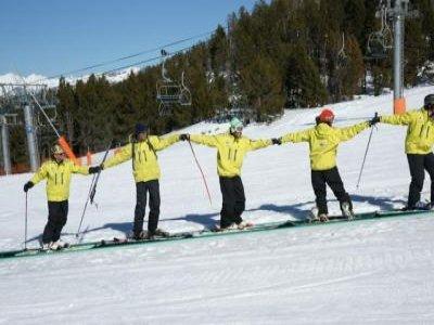 Escola Esqui Cims del Pallars Snowboard